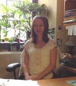 IUP anthropology professor Amanda Poole. Photo by Kelsey Breunig.