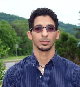 Mahmood H. Al Homoud, computer science major at Indiana University of Pennsylvania, University Square, June 17, 2016.